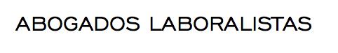 Abogado Laboralista Palma de Mallorca